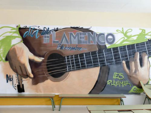 21_FlamencoSign