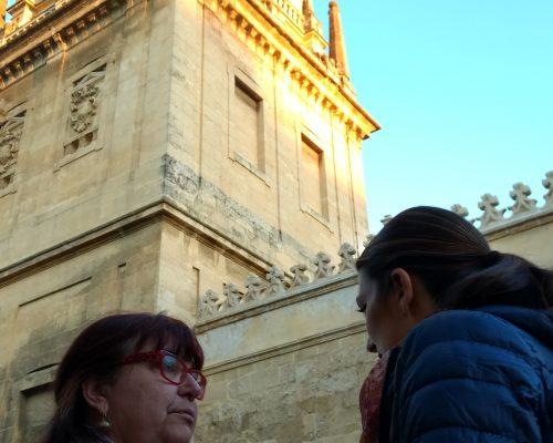 Visiting the Mezquita (Córdoba)