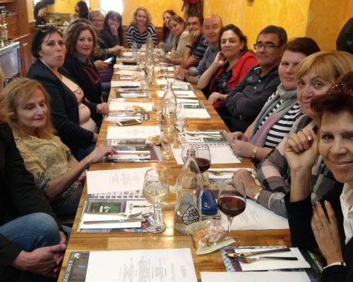 Lunch at Málaga Centre