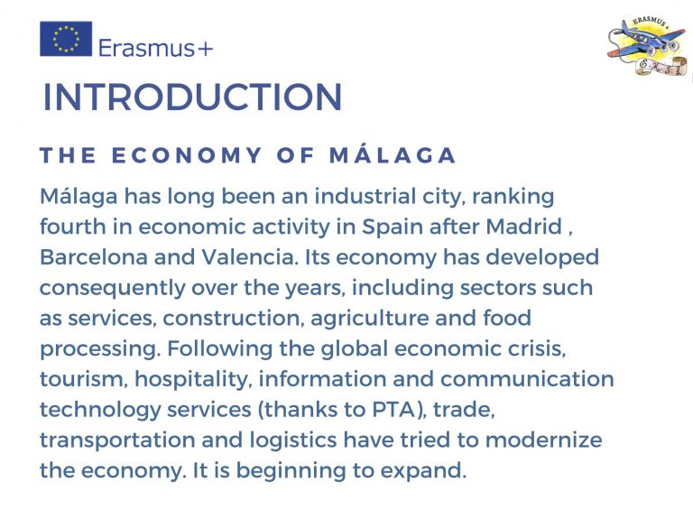 Malaga´s Economy3
