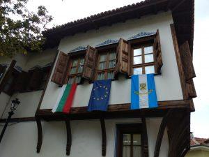 Plovdiv Edif Banderas