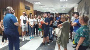 Visiting Haskovo