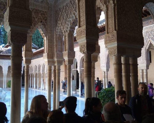 Alhambra guided visit 4