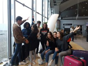 French Team airport