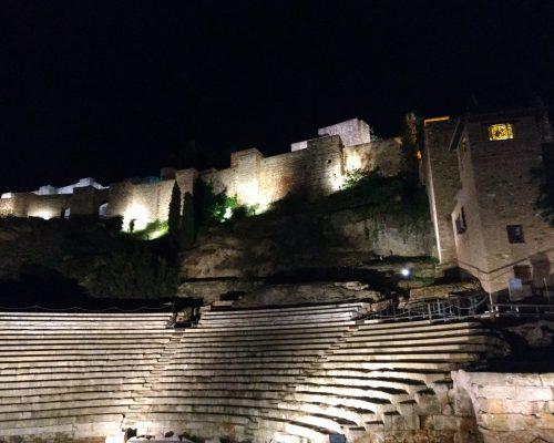 Roman Theater. Málaga